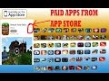 Download Video Download All Paid Apps , Games For FREE from App Store with Premium Apple IDs (Everyday New ID)