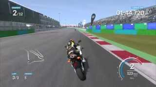 9. Ride Gameplay PS3 #31 : HONDA CBR 600RR 2004