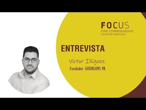 Entrevista Víctor Iñíguez en Focus Pyme Alto y Medio Vinalopó[;;;][;;;]