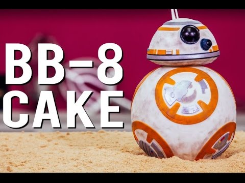 A Baker Makes The Most Epic Star Wars Cake, Watch How She Made It (VIDEO)