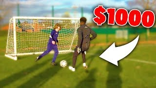Video If a Kid NUTMEGS Me I Lose $1000 In This Soccer Challenge MP3, 3GP, MP4, WEBM, AVI, FLV Desember 2018