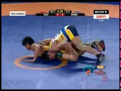 Rahul Aware Vs Utkarsh Kale