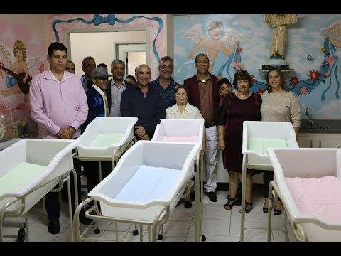 Com apoio do Deputado Federal Dr. Mário Heringer, Maternidade de Manhumirim será reaberta.
