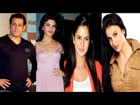 Salman Khan s support to his leading ladies! | Bollywood News 25 October 2014 08 PM