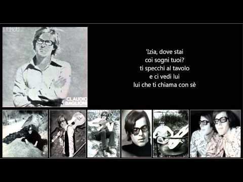 Tekst piosenki Claudio Baglioni - 'Izia po polsku