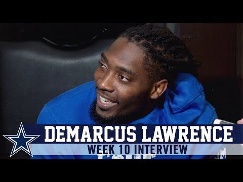 DeMarcus Lawrence on D-Line's Expectations | Dallas Cowboys 2019