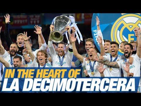 En el Corazón de la DECIMOTERCERA  Champions League Final  La Película por el Real Madrid