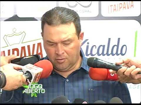 [JOGO ABERTO PE] Santa Cruz empata com Globo e continua no terceiro lugar da Série C