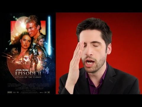 Star Wars: Episode II – Attack Of The Clones movie review