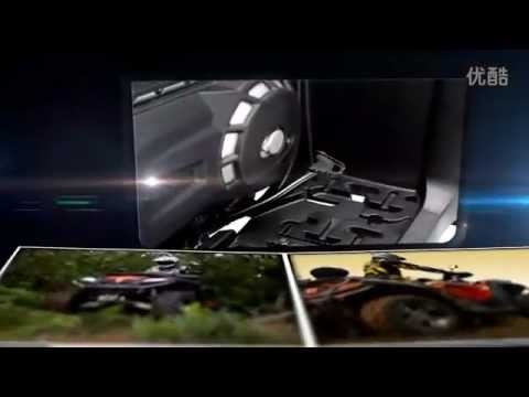 CF moto X8 V-Twin EFi