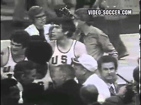 Баскетбол СССР - США, 1972, финал. (видео)