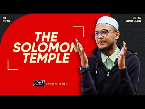 (KCTS 04) The SOLOMON Temple