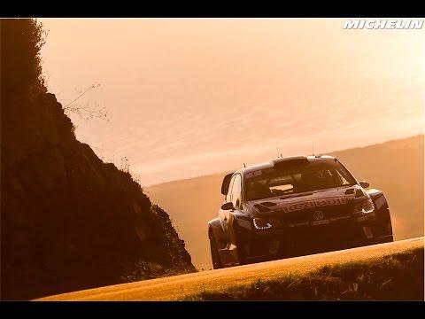 Shakedown - 2016 WRC Tour de Corse - Michelin Motorsport