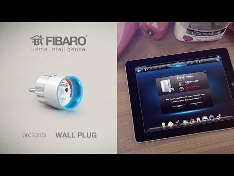 FIBARO Wall Plug, stenska vticnica FGWPF-102 ZW5