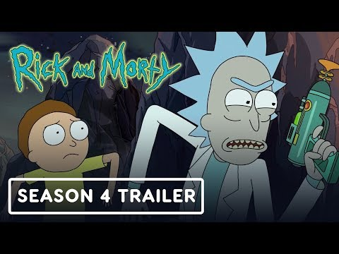 Rick and Morty Season 4 - Official Trailer