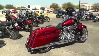 1. 956532   2013 Harley Davidson Screamin' Eagle Road King CVO - Used Motorcycle For Sale