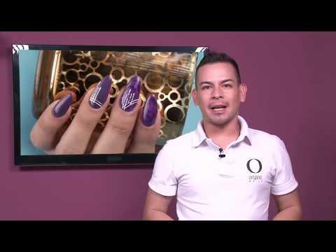 Gel nails - Lashes Gel de Andrés González // Organic Nails