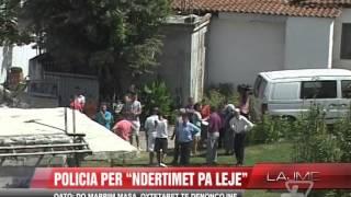 """Policia kontroll """"ndërtimeve pa leje"""" – News, Lajme – Vizion Plus"""