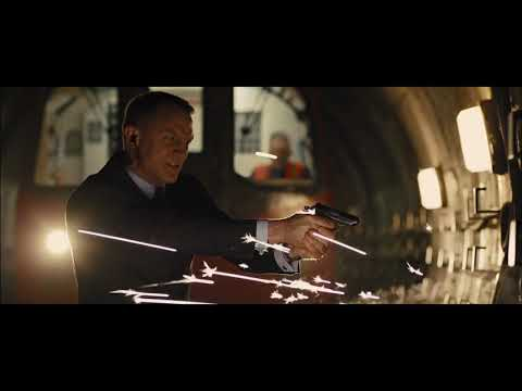 No Time to Die James Bond music video