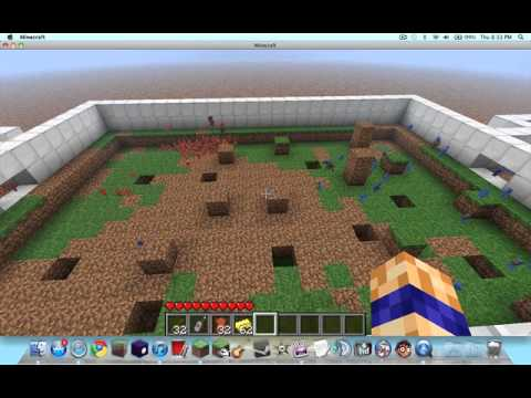 Minecraft Clay Soldiers Tournament ep 1 Blue vs Red