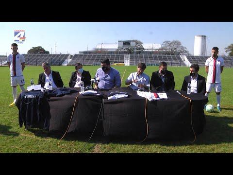 Paysandú Fútbol Club fue presentado oficialmente