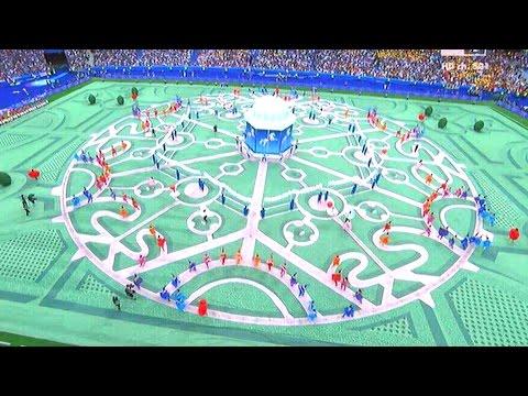 europei 2016 -  cerimonia di apertura #europe2016