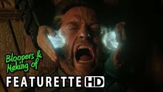 X-Men: Days of Future Past (2014) Featurette - Sending Logan Back In Time
