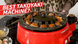 Video What Is the Best Way to Make Takoyaki (Octopus Balls) at Home? — The Kitchen Gadget Test Show MP3, 3GP, MP4, WEBM, AVI, FLV Agustus 2019