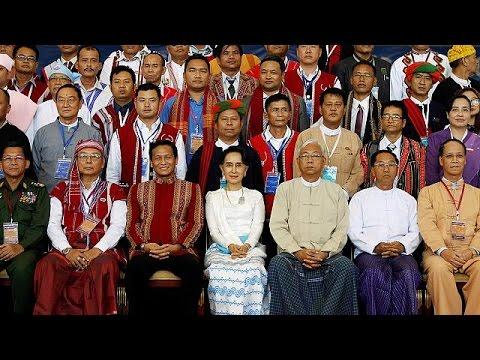 Μιανμάρ: Πρωτοβουλία για την οριστική ειρήνευση από την Αούνγκ Σαν Σούου Κίι