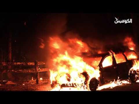 احراق السيارات في ضواحي المدن السويدية المهمشة..وجرائم استغلال المنفذين