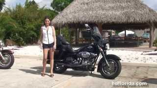 8. Used 2007 Harley Davidson Ultra Classic Electra Glide Motorcycles for sale