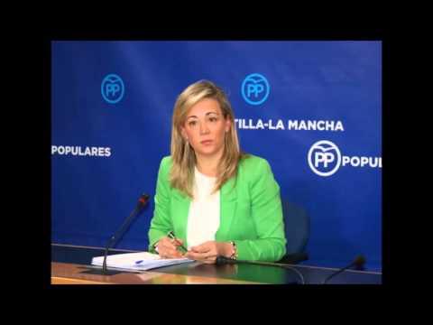 Lola Merino, estan prohibiendo al PP defender la agricultura ecológica