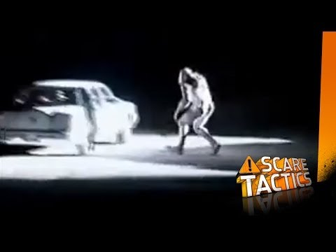 Scare Tactics - UFO Abduction