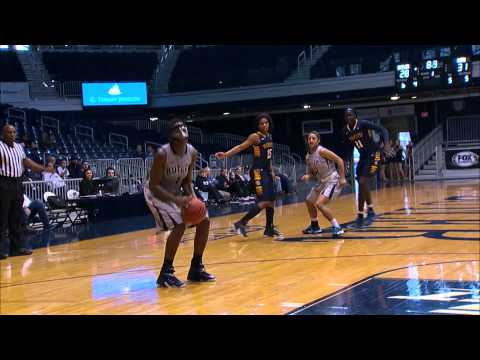 Butler Women's Basketball Highlights vs. Marquette