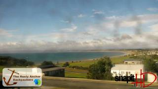 Doubtless Bay, Northland Webcam Wednesday 24th March 2010