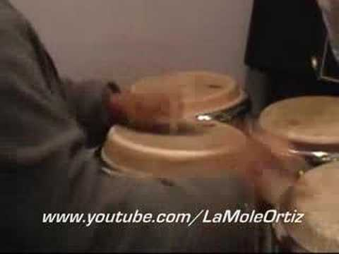 Old School Tumbao Lesson w. David La Mole