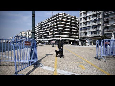 Ελλάδα-COVID-19: Δύο ακόμη θύματα – Στους 55 ο τραγικός απολογισμός…