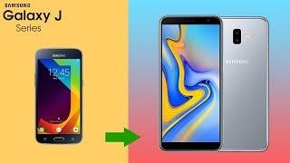 Samsung Galaxy J Series Evolution 2019
