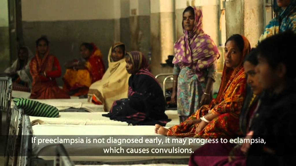 A short documentary about salinity and its impact on maternal health in coastal Bangladesh