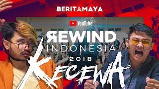 Video BEDAH YOUTUBE REWIND INDONESIA 2018 | Berita Maya MP3, 3GP, MP4, WEBM, AVI, FLV Maret 2019