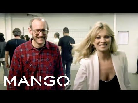 0 Kate Moss & Terry Richardson for Mango 2011 Video