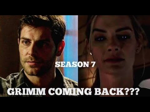 IS GRIMM COMING BACK?! SEASON 7?! / Grimm theory