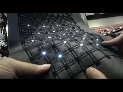 LED & Solar Wearable Tech Fashion