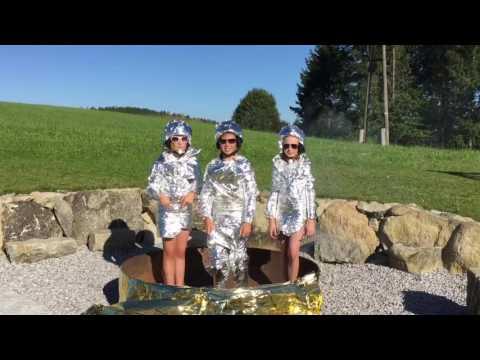 Astronauten aus Vorderweißenbach