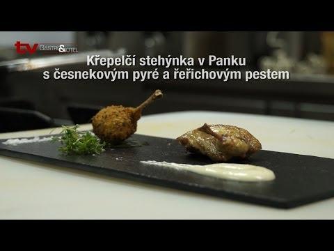 TV Gastro&Hotel: Připravte si křepelčí stehýnka podle šéfkuchaře Jaroslava Zahálky