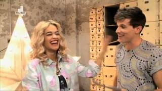 Rita Ora - Interview