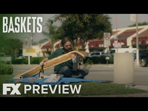 Baskets Season 2 Teaser 'Baguette'