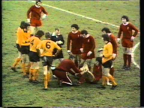 Wolves V Liverpool, 27th January 1973