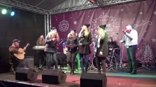 Video Fčeličky - Lasetus (live) - Advent na Zelňáku Brno, 22-12-2016