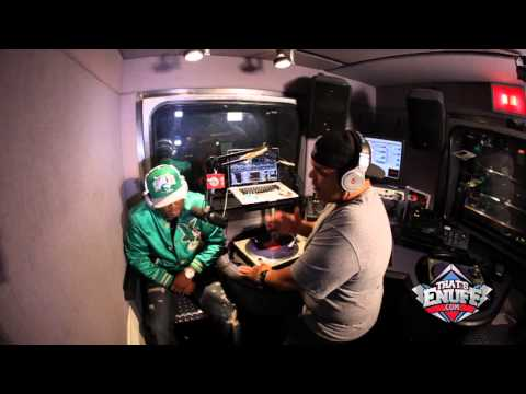 The Hot Box - Young Chris Freestyles with DJ Enuff